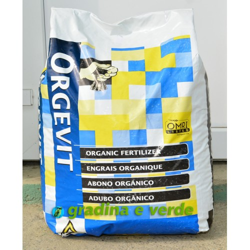 Ingrasaminte ORGEVIT (4 N-2,5 P2O5-2,3 K2O)