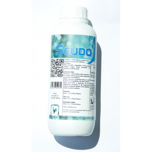 Ingrasamant lichid - SCUDO 1 l.
