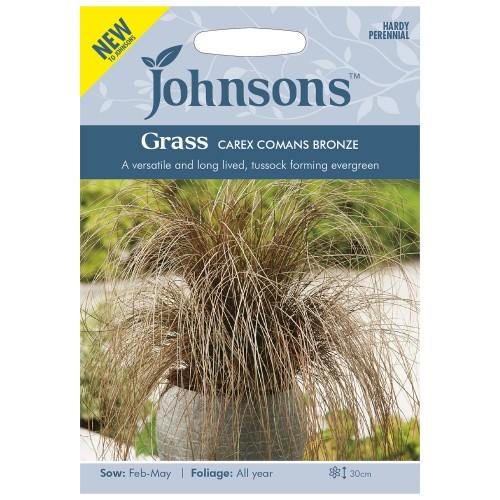 Seminte Grass - CAREX comans Bronze -Iarba decorativa