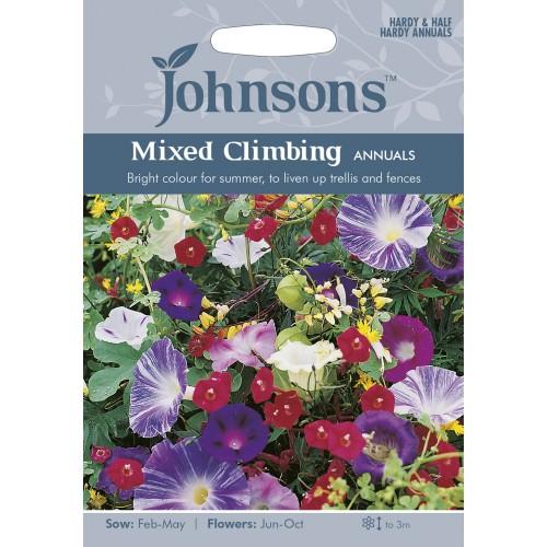 Seminte MIXED annuals Climbing - Amestec plante anuale urcatoare