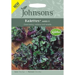 Seminte BRASSICA-Kale- oleracea Kalettes Mix F1-Varza de frunze mix (pt baby leaves)