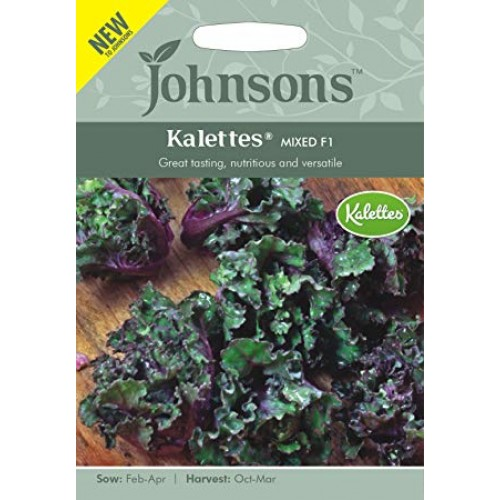 Seminte BRASSICA oleracea-Kale-Kalettes Mix F1-Varza de frunze mix (pt baby leaves)