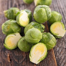 Seminte BRASSICA oleracea gemmifera Gronigner ORG - Varza de Bruxelles verde, seminte organice
