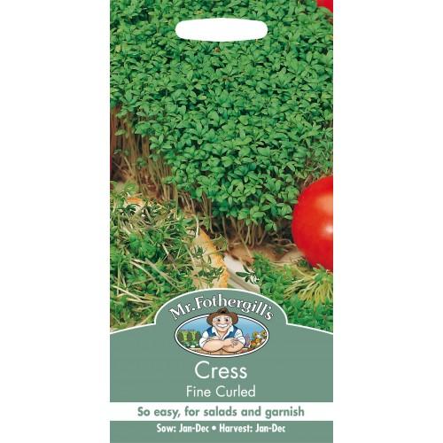 Seminte CRESSON lepidium sativum Fine Curled - Creson