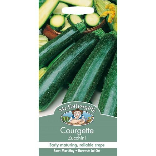 Seminte CUCURBITA-Courgette -pepo Zucchini - Dovlecel zucchini, verde intens