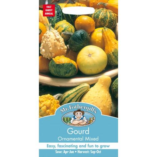 Seminte CUCURBITA & Lagenaria species Gourd Ornamental Mixed - Tartacute amestec