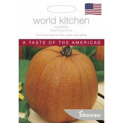 Seminte CUCURBITA-Pumpkin -maxima x pepo New England Pie - Dovleac de placinte