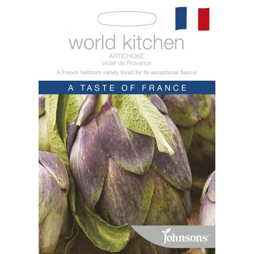 Seminte CYNARA scolymusSfecla de petiol Violet de Provence - Anghinare mov