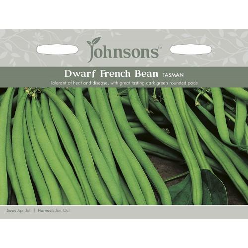 Seminte PHASEOLUS vulgaris-Dwarf Bean-Tasman-Fasole pitica cu teci subtiri