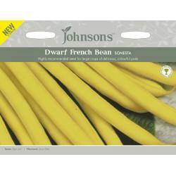Seminte PHASEOLUS vulgaris-Dwarf- Sonesta - Fasole pitica fideluta cu pastai galbene