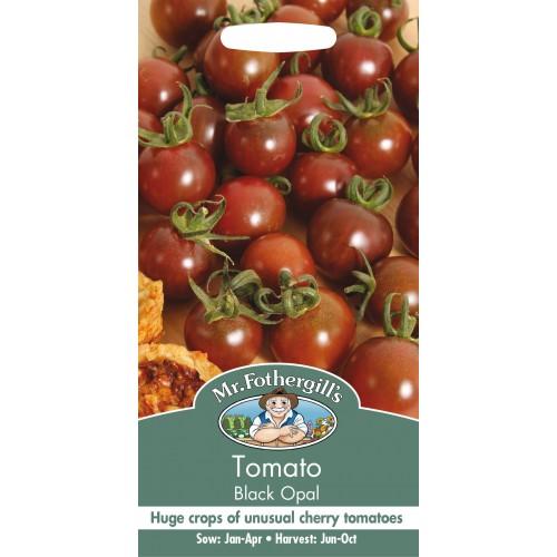 Seminte TOMATO Black Opal - Tomate negre cherry