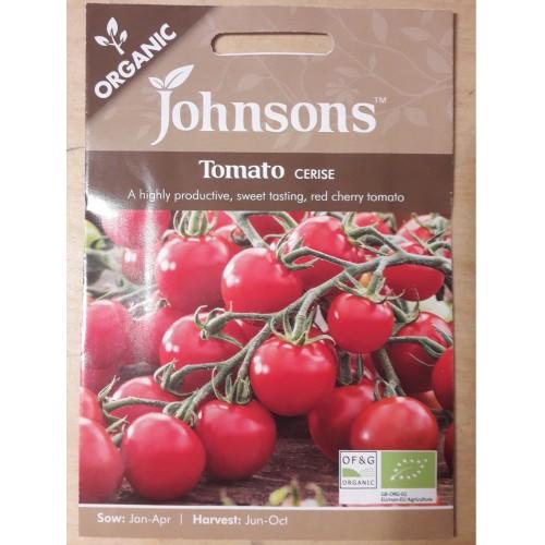 Seminte TOMATO Cerise ORG - Tomate cherry