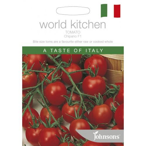 Seminte TOMATO Chipano F1 - Tomate cherry rezistente la boli