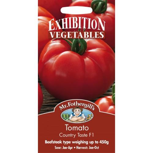 Seminte TOMATO Country Taste F1  - Tomate cu aroma de altadata