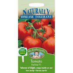 Seminte TOMATO Ferline F1 - Tomate rezistente la mana
