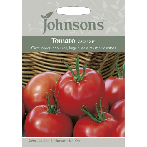 Seminte TOMATO Geo 12 F1 - Tomate de solar