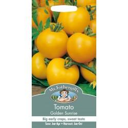 Seminte TOMATO Golden Sunrise - Tomate galbene