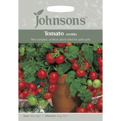 Seminte TOMATO Minibell - Tomate pitice, de ghiveci
