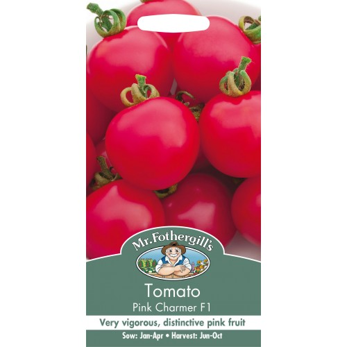 Seminte TOMATO Pink Charmer F1 - Tomate roz