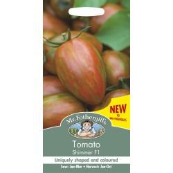 Seminte TOMATO Shimmer F1-Tomate vargate