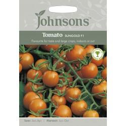 Seminte TOMATO Sungold F1 - Tomate cherry galbene