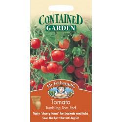 Seminte TOMATO Tumbling Tom Red - Tomate curgatoare-rosii