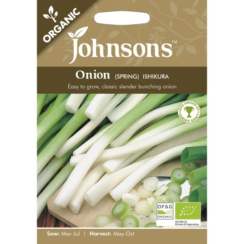 Seminte ALLIUM fistulosum-Onion Spring- Ishikura ORG-Ceapa perena,  asiatica, de primavara