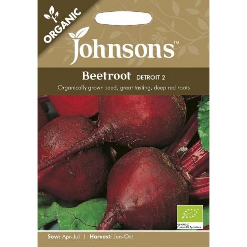 Seminte BETA vulgaris-Beetroot- Detroit 2 ORG - Sfecla de masa