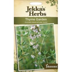Seminte THYMUS vulgaris-Thyme Garden - Cimbru de gradina