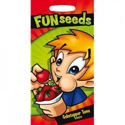 Seminte TOMATO Minibel (Gobstopper Toms) - Tomate pitice, de ghiveci