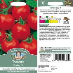 Seminte TOMATO Shirley F1-Tomate de solar