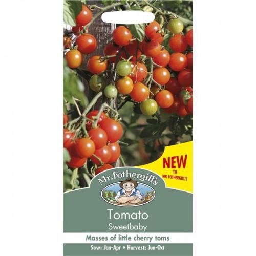 Seminte TOMATO Sweetbaby-Tomate cherry
